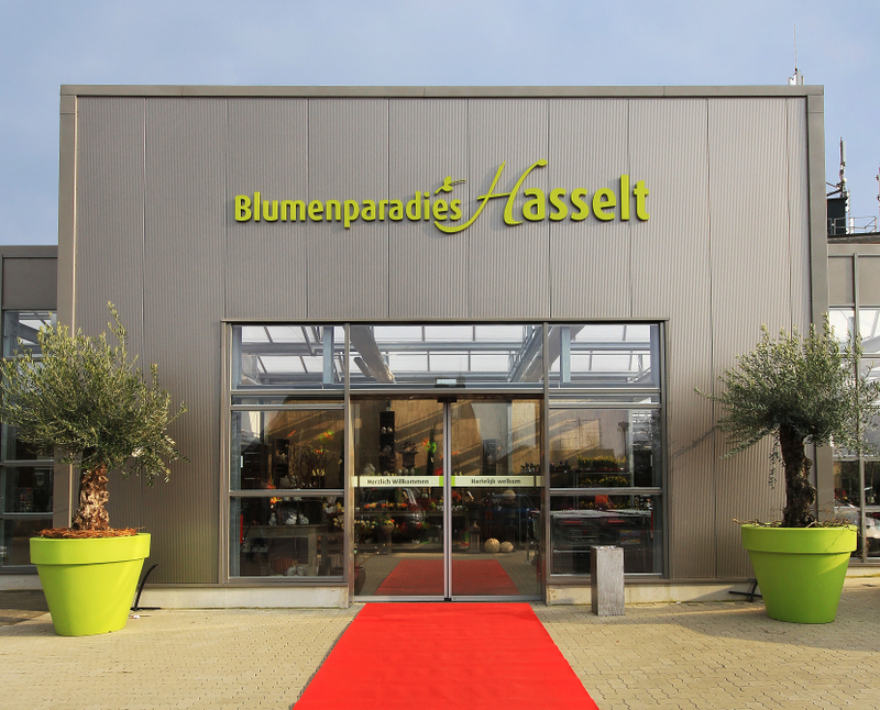 Gartencenter Blumenparadies Hasselt