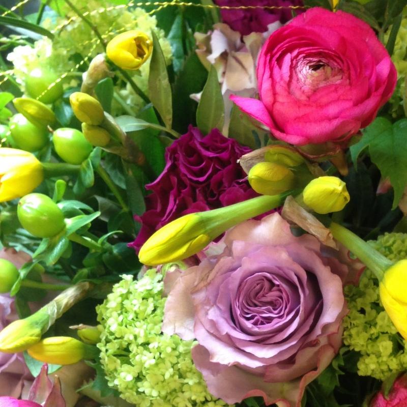 Sträuße Gartencenter Blumenparadies Hasselt